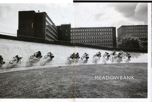 Race at Meadowbank