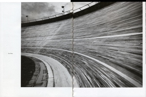 Images of Meadowbank velodrome from The Ride magazine